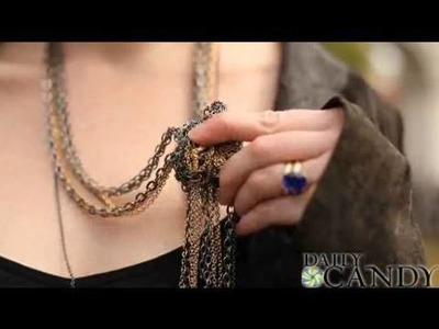 Super Cool Necklace by Gemma Redux