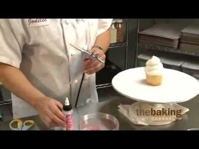 Valentine's Day Cupcake Design from DecoPac