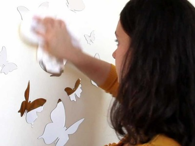 Watch our Mirror Wall Sticker & Mirror Wall Art Video | Lot 26 Studio