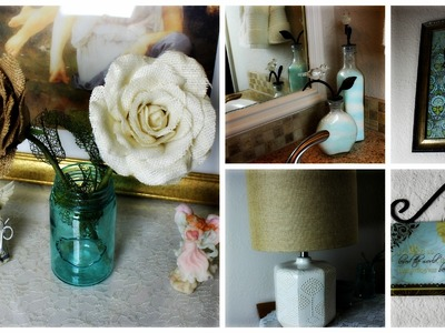 ✭5 Favorite Home Decor Items On A BUDGET!!!✭
