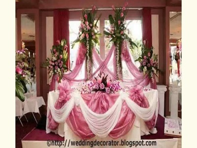 Cheap Wedding Decoration Ideas For Tables 2015
