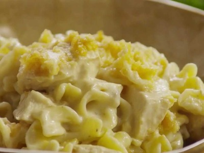 Chicken Recipes - How to Make Chicken Noodle Casserole