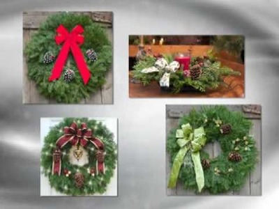 Christmas Wreath Fundraising - Mickman Brothers Holiday Fundraiser