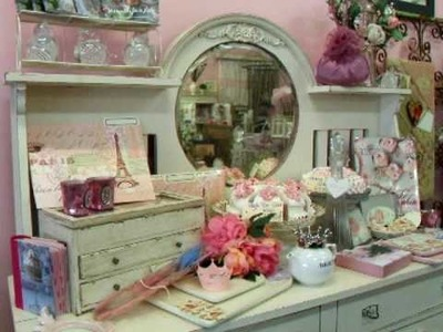 French and Country Furniture and Gift Shop Brisbane!