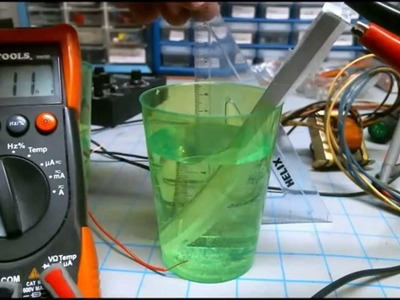 How to make a Capacitive Water Level Sensor