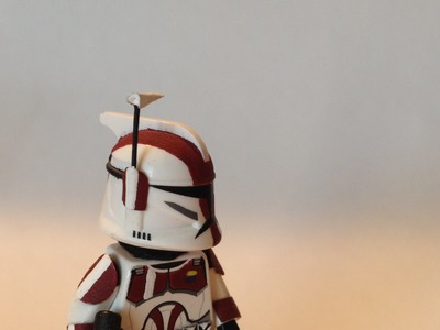 How To Make A Custom LEGO Star Wars Clone Trooper Rangefinder (Tutorial)