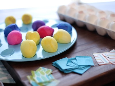 How to Make Confetti Eggs (Cascarones) - Muy Bueno