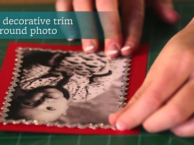 How To Make Homemade Christmas Ornaments with Photos