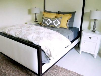 Interior Design — Warm & Bright Bedroom Decorating Ideas