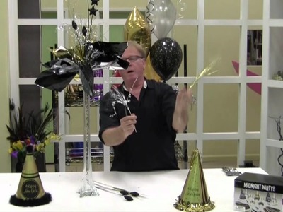 New Years Eve Decorating Ideas from The Party Concierge