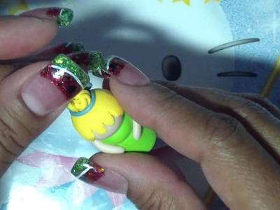 Polymer Clay Tinker Bell Chibi Tutorial!!