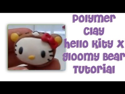 Polymer Clay Tutorial: Hello Kitty with Rilakkuma Hoodie
