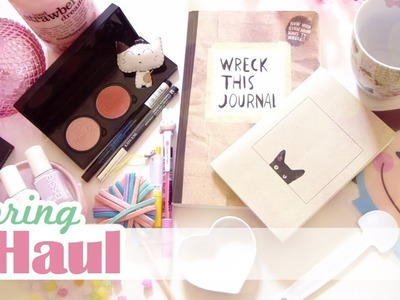 Spring Haul | Beauty | Home Decor | Fun & Cute Things