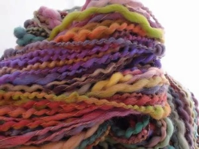 The Twisted Purl Handmade Yarn Collection