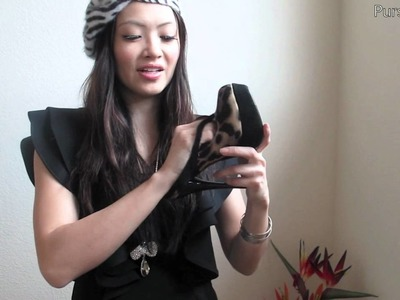 Winter and Holiday Shoe Ideas and Necklace Giveaway