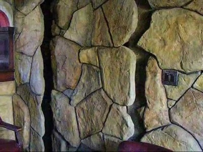 CONCRETE STONE DECORATION-PART 1.wmv