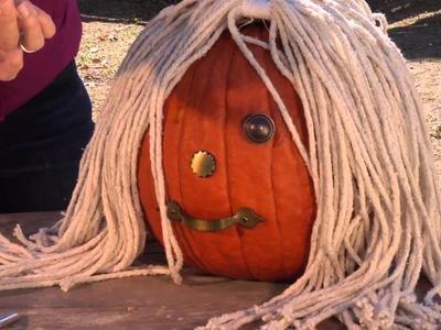 Creative Pumpkin Decorating Ideas