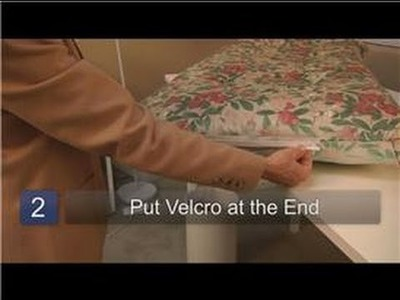 Decor : How to Sew Patio Cushions