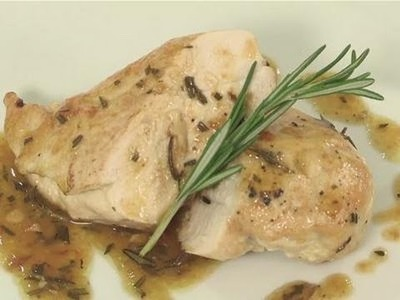 How To Cook Rosemary Chicken