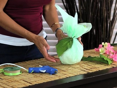 How to Decorate Styrofoam Balls : Simple Decorating Tips