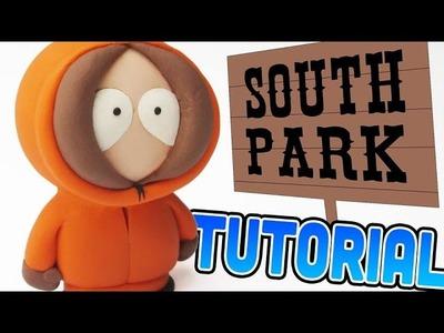 KENNY South Park Polymer Clay Tutorial | Porcelana Fría. Plastilina