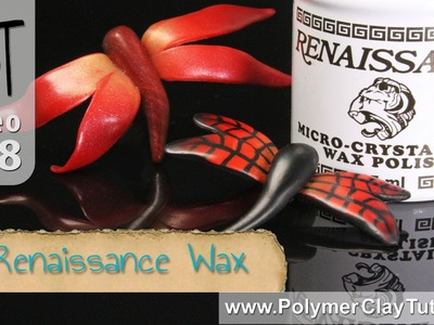 Polymer Clay Finishing - Renaissance Wax