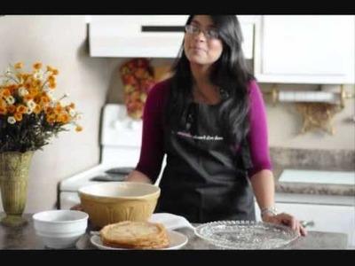 Tiffin Tales - How to make a Tiramisu Crepe Cake
