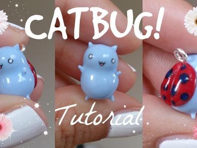 Tutorial #2 - Catbug! Polymer Clay Charm