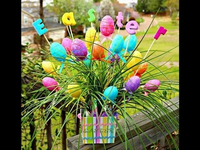 70 Awesome Outdoor Easter Decorations 2015