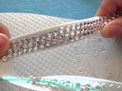 Best Flip Flop Glue for Embellishing Havaianas and Other Rubber Flip Flops