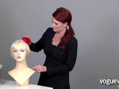 Forever Young Paper Doll Wig Review