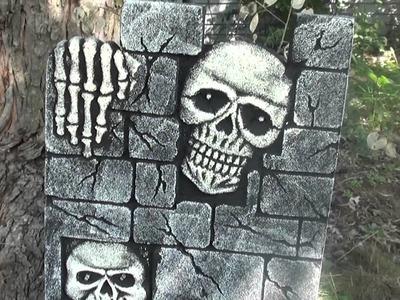 Halloween Decorations 2012
