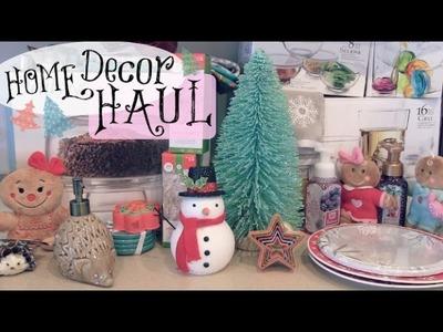 Home Decor Haul : : Target, Dollar Tree, Kohl's & More!