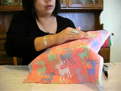 How To Make A Decorative Glass Plate With Fabric
