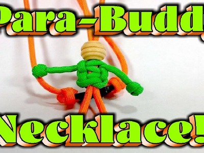 How To Make A Paracord Buddy Necklace By MrCoop