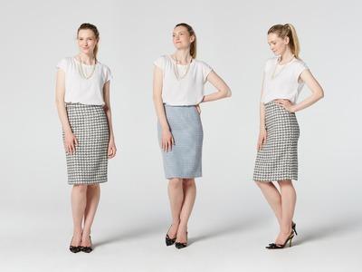 How to Make a Pencil Skirt | Teach Me Fashion