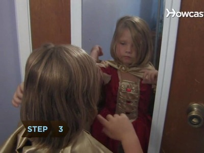 How to Make a Princess Costume