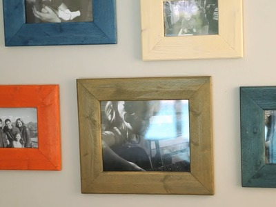 How to Make a Vibrant Photo Frame Collage    KIN DIY