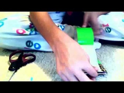 How To Make An iPod Touch Case