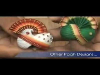 How to make thakorji's Paagh_mpeg4
