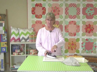 How to use a Rowenta Mini Iron - Product Spotlight - Fat Quarter Shop