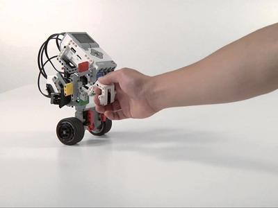 LEGO MINDSTORMS Education Core Set Model- Gyro Boy