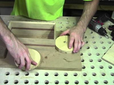 Make A Simple Tissue Box