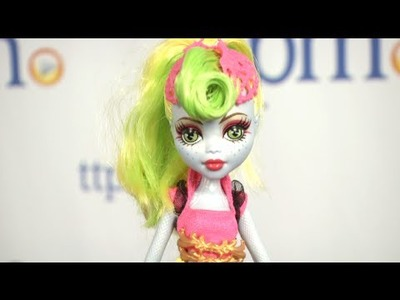Monster High Freaky Fusions Lagoonafire from Mattel