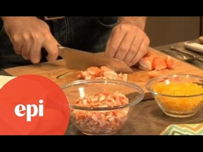 Party Ideas: Easy Lobster Appetizer