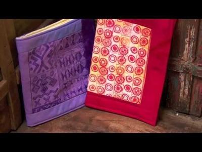Patchwork designs and block printing