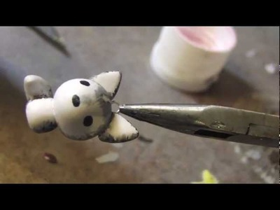 Polymer Clay Husky Tutorial