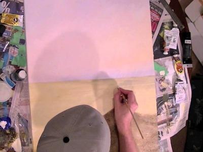 Soldier Painting - Steve's Art Studio