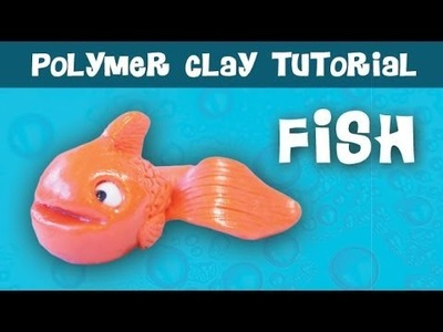 Under the Sea Polymer Clay Series [2 of 3] Fish