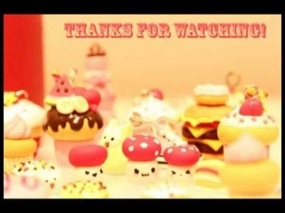 ◕‿◕ Kawaii Friday 4- Mushroom in Polymer Clay- Tutorial